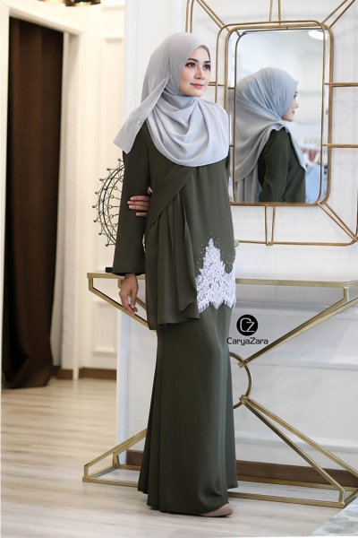 Claire Kurung - Olive Green